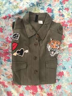 H&M Long-Sleeves w Patches