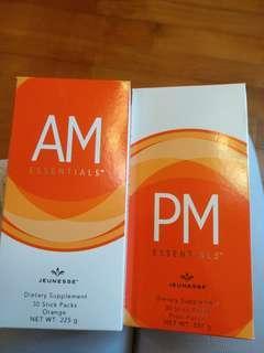 婕斯DNA AM PM基因修護早晚系列