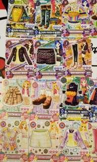 星夢學園遊戲卡HK$75/50張