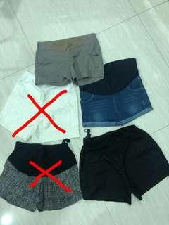 🚚 Shorts - maternity wears