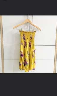 Tube dress forever21