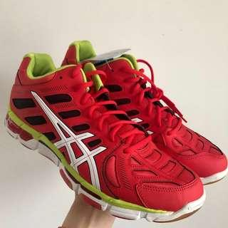 全新ASICS GEL-Volleycross Revolution MT 男裝排球鞋,US10 Euro44 (已絶版,無盒)