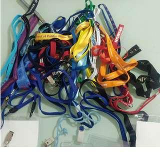 精美掛頸掛繩可配名牌 Name tag hanger