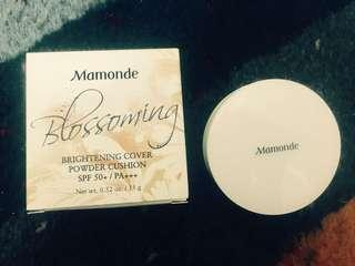 Mamonde brightening cover powder cushiin