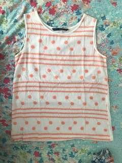 ForMe Sleeveless Shirt