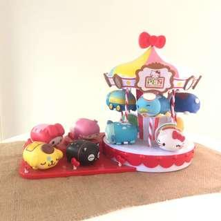 Sanrio Pentacular Full Set with Carousel