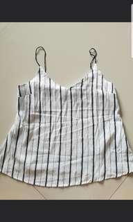 Preloved Stripe Cami