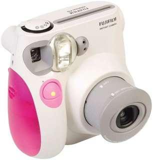 🚚 Instax Mini 7s pink