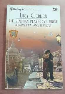 Novel Harlequin Belahan Jiwa Sang Playboy Lucy Gordon