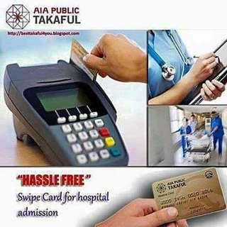 AIA Takaful Complete Medical Plan