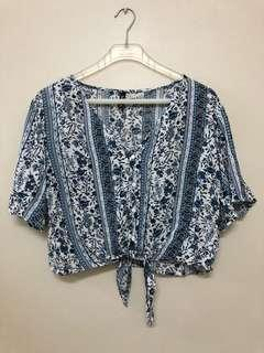 H&M DIVIDED Loose Fit Top