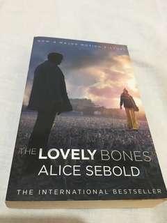 🚚 原文小說_The lovely bones