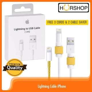 ORIGINAL APPLE kabel data iPhone charger lightning cable