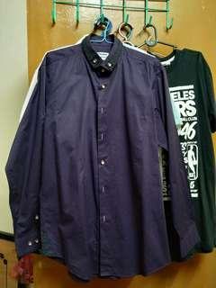 Renoma Paris Shirt(Kemeja baru pakai sekali)
