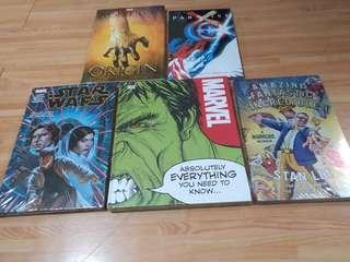 Assorted Marvel Comics: P800 each