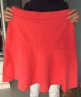 {NEW} Esprit Flare Skirt