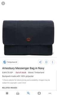 Timberland Amesbury-Messenger Bag