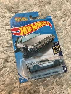 Hot Wheels Hover Mode Back To The Future