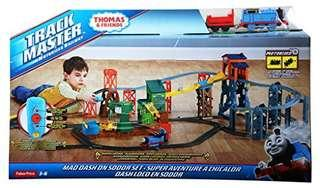 Thomas the Tank Engine TrackMaster / Track Master - Mad Dash on Sodor set Great condition