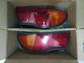 Perdana rear lamp