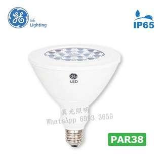 GE PAR38射燈膽 通用電氣LED Bulb E27 18W