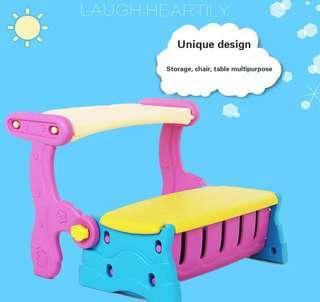 🚚 Foldable Sofa for Children