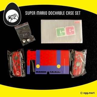 🚚 Nintendo switch case Super Mario Dockable thin case