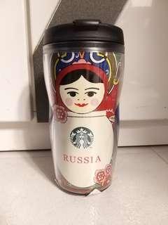 Starbucks俄羅斯杯