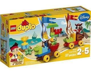 Lego Duplo Jake Beach Racing 10539