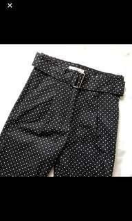 🚚 Vintage Polka Dot Pants