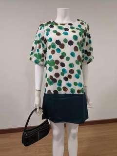 100% Japan imported high quality preloved dress