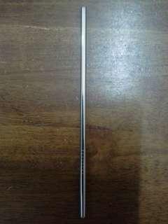 1pc Metal Straw / Straw Besi