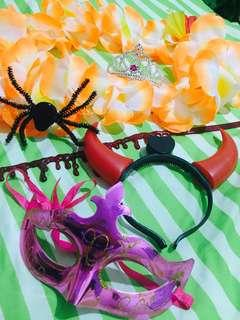 Assorted Party Accessories