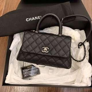 Chanel Coco Handle 9.5 bag