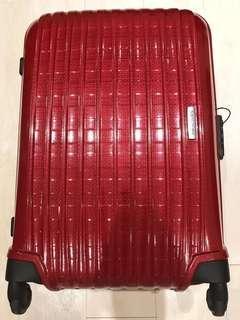 Samsonite cabin suitcase 新秀麗機倉行李箱 chronolite spinner