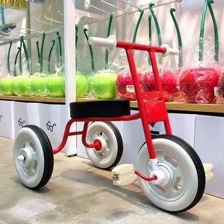 Kids Tricycle Trike Joyride classic kids trike Radio Flyer colors of Red & White Usual $109 now $50