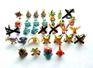 Pokemon Takara Tomy Moncolle Figures
