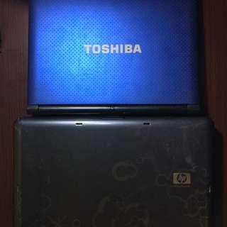 Defective HP and Toshiba Laptops