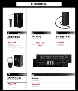 🍀 BTS LOVE YOURSELF IN BANGKOK OFFICIAL MD - PH GO🍀