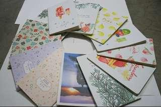 #notebook 16本 $100 a5 size