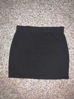 Black Bandage Skirt factorie