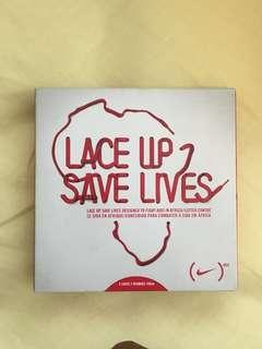 Nike Lace Up Save Lives 鞋帶 105cm 長