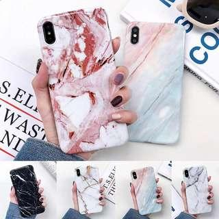 Marble Soft Cover