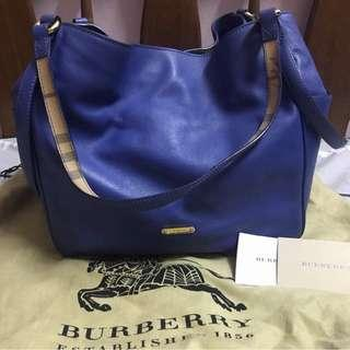 Burberry Canterbury Tote Leather