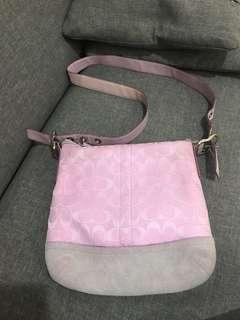 Coach Sling/Shoulder bag (Authentic)
