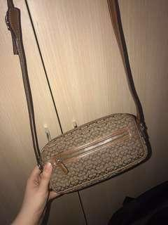 REPRICED Coach Sling Bag (Authentic)