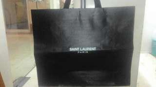 Paper bag saint laurent uk besar