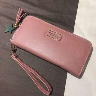 Forever Young Korea Long Wallet