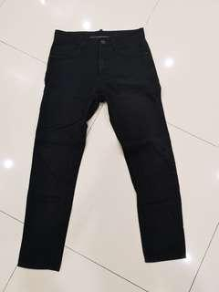 Zara man cropped Trousers