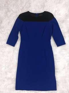 Blue Dress TheExecutive